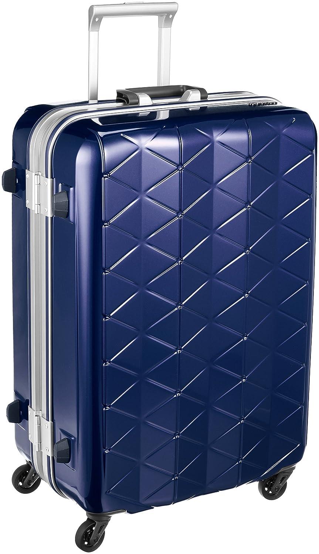 [サンコー] SUPERLIGHTS MGC スーツケース スーパーライト 軽量 中型抗菌ハンドル マグネシウムフレーム 容量73L 縦サイズ69cm 重量3.8kg MGC1-63 B01GZFFAQ2 ネイビー ネイビー