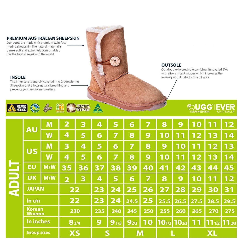 c7123e5c037 UGG Boots Kids Bootie - Baby Infant Shoes, Premium Australia ...