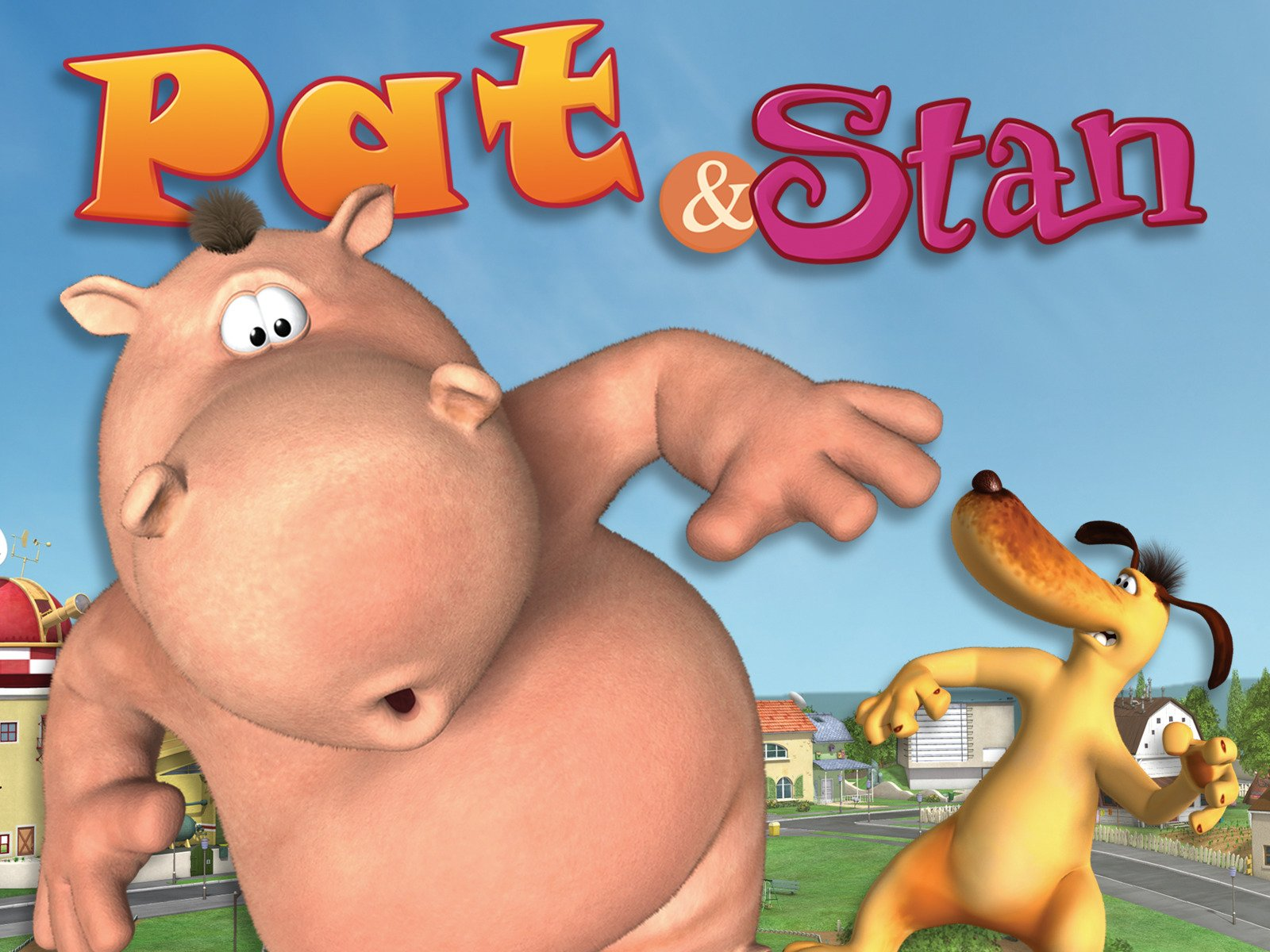 Pat and Stan on Amazon Prime Video UK