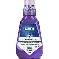 Oral-B Benefits Clean Mint Mouthwash, 250ml