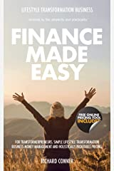 Finance Made Easy For Transformerpreneurs: Simple Lifestyle Transformation Business Money Management and Holistically Profitable Pricing Kindle Edition