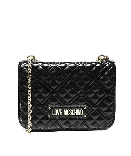 Love Moschino Moschino Donna borsa a tracolla logo Unica