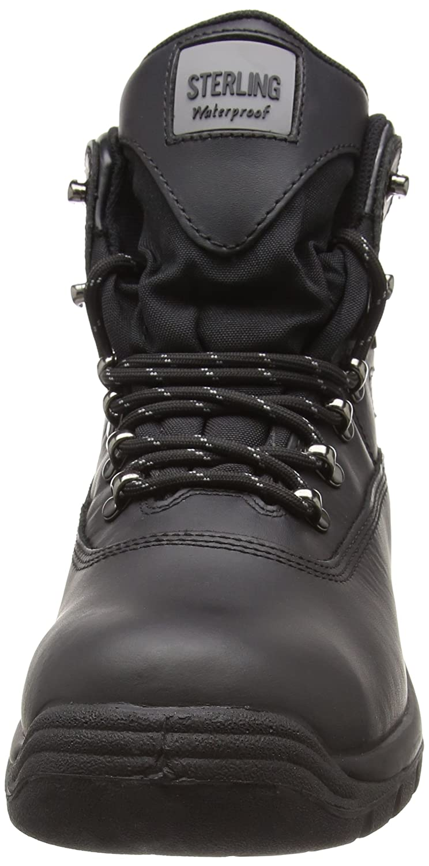 Waterproof SS812SM, Chaussures de sécurité homme, Noir (Black), 37Sterling Safetywear