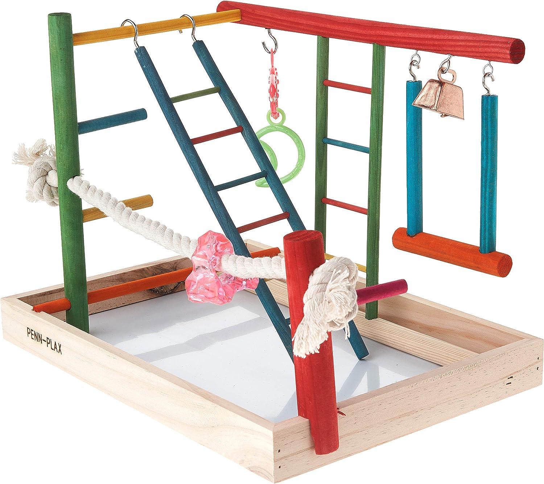 Mejores juguetes para periquitos
