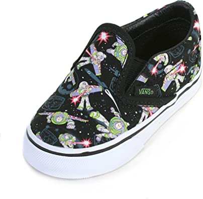 vans enfant slip on