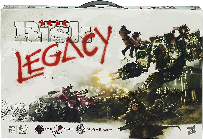 Risk Legacy Game