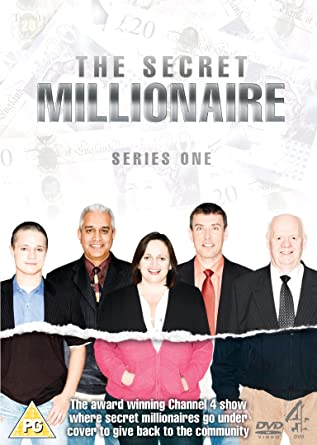 Undercover millionaire dating