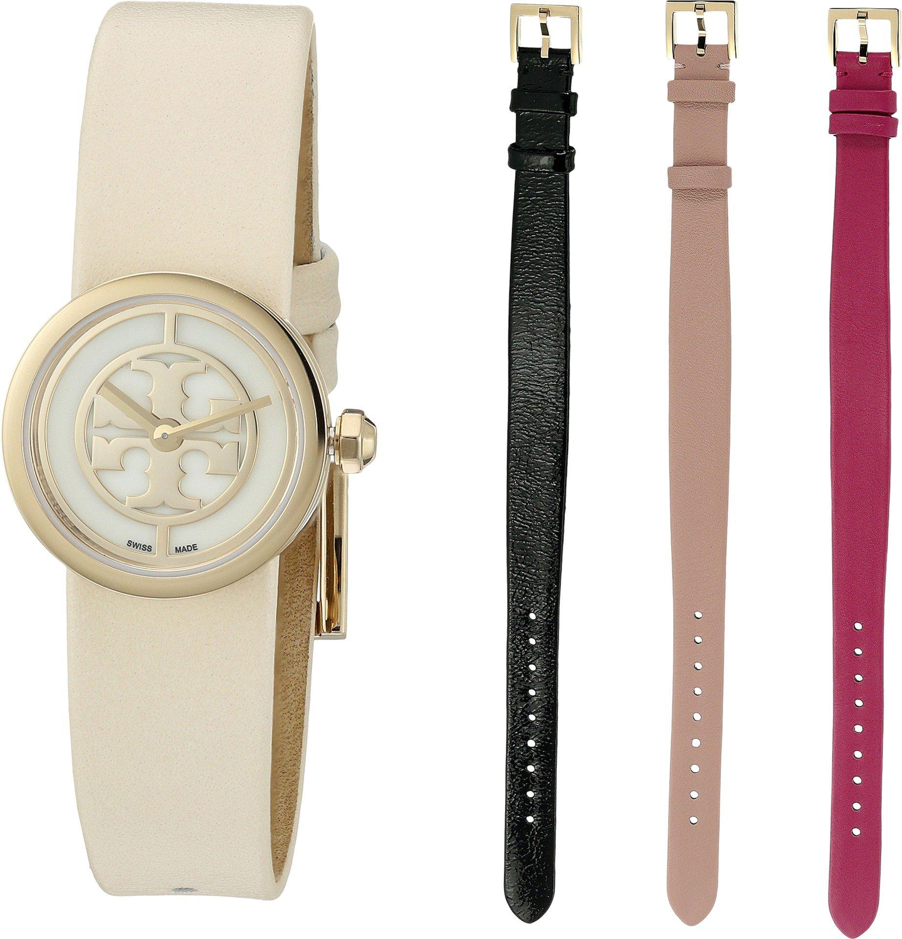 Tory Burch Women's Reva Watch Gift Set - TB4042 Multicolor