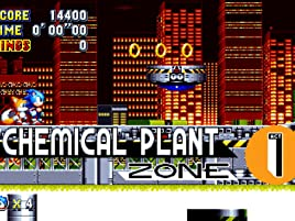 Amazon com: Watch Clip: Sonic Mania Gameplay | Prime Video