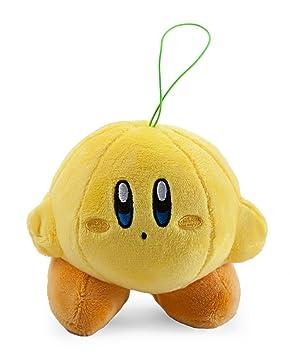 Kirby: Yellow Kirby 3 inch Juguete De Peluche
