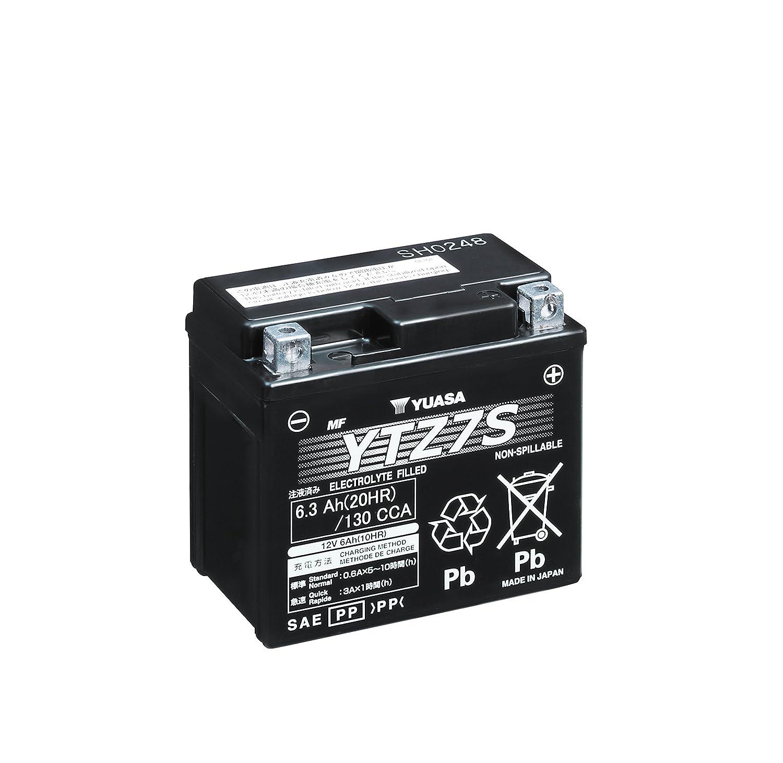Yuasa YUAM727ZS YTZ7S Battery Z58-1380
