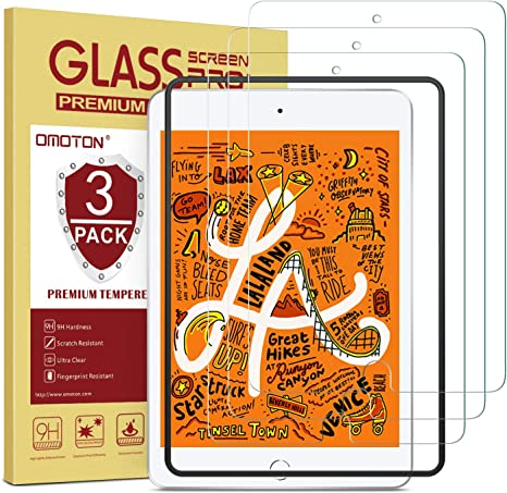 Act/® iPad mini 1//2//3 Ultra Clear Protector de Pantalla Screen Protector para iPad mini 2 Pack HD Clara iPad mini con Retina Display y iPad mini 3