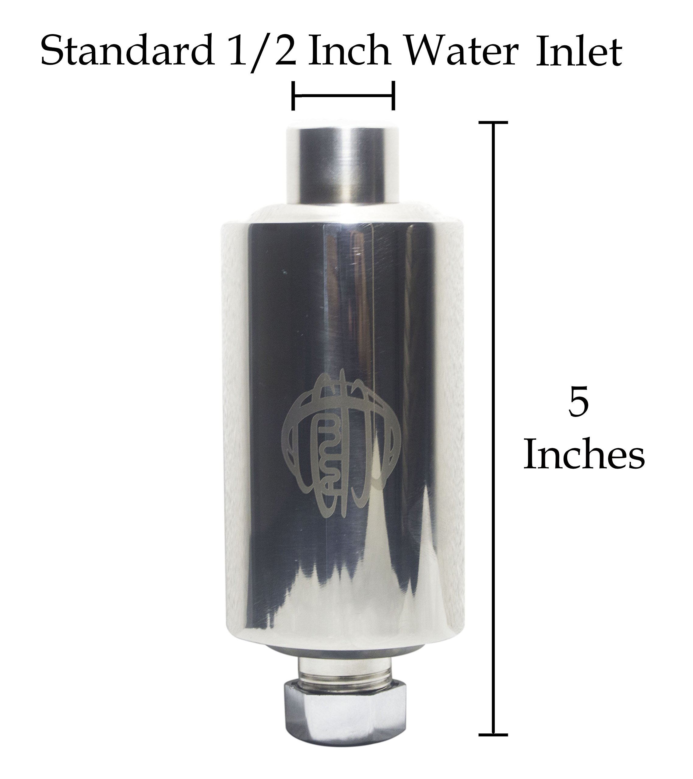 Water Magnetizer Water Softener Hard Water Conditioner Treatment Universal fit for Shower Heads by AMW Pure Life (Image #3)