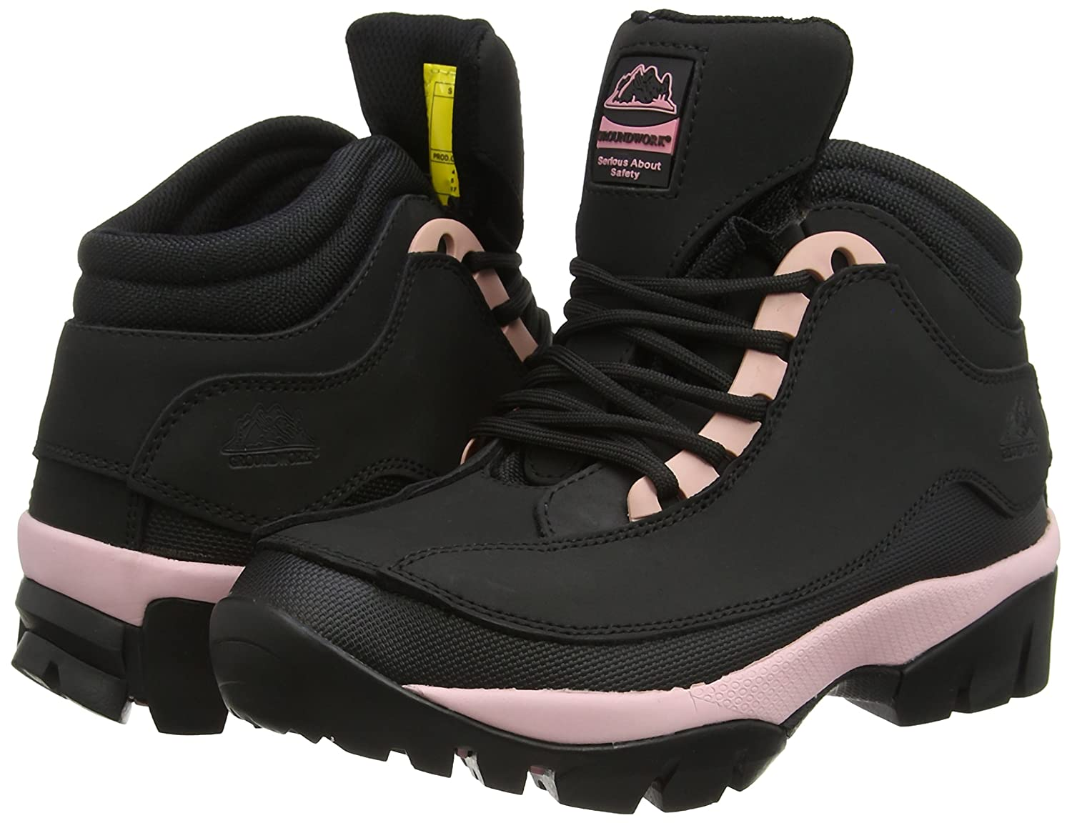 a4e7b43b7f7 Safety & Security Groundwork Womens Gr386 Safety Boots Women's ...