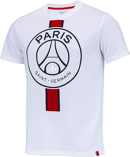 PARIS SAINT-GERMAIN T-Shirt PSG Collection Officielle Taille Homme