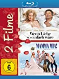 Mamma Mia! - Der Film / Wenn Liebe so einfach wäre [2 Blu-ray]