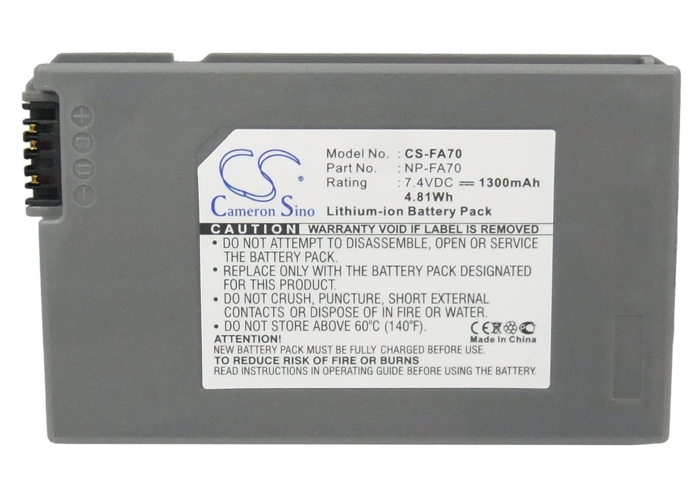 DCR-HC90E DCR-HC90ES, DCR-DVD7E VINTRONS Battery for Sony DCR-DVD7 DCR-HC90