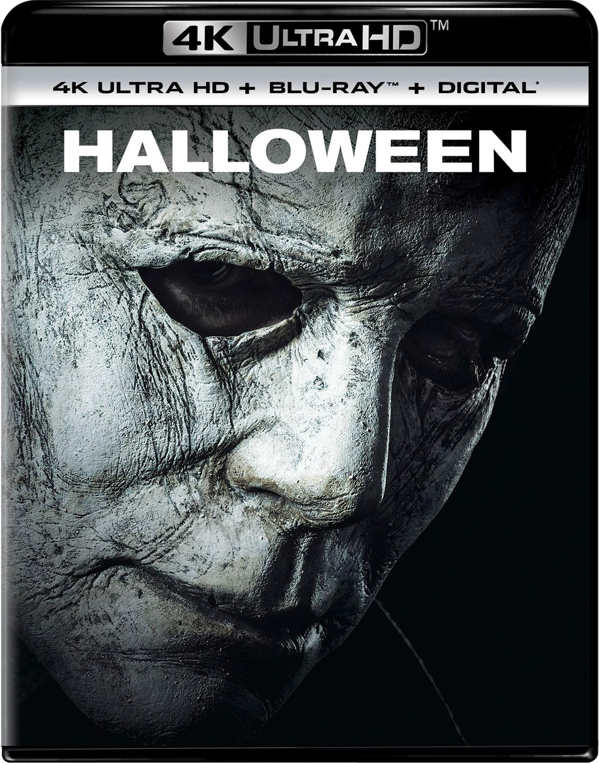 4K Blu-ray : Halloween (With Blu-ray, 4K Mastering, Digital Copy, 2 Pack)