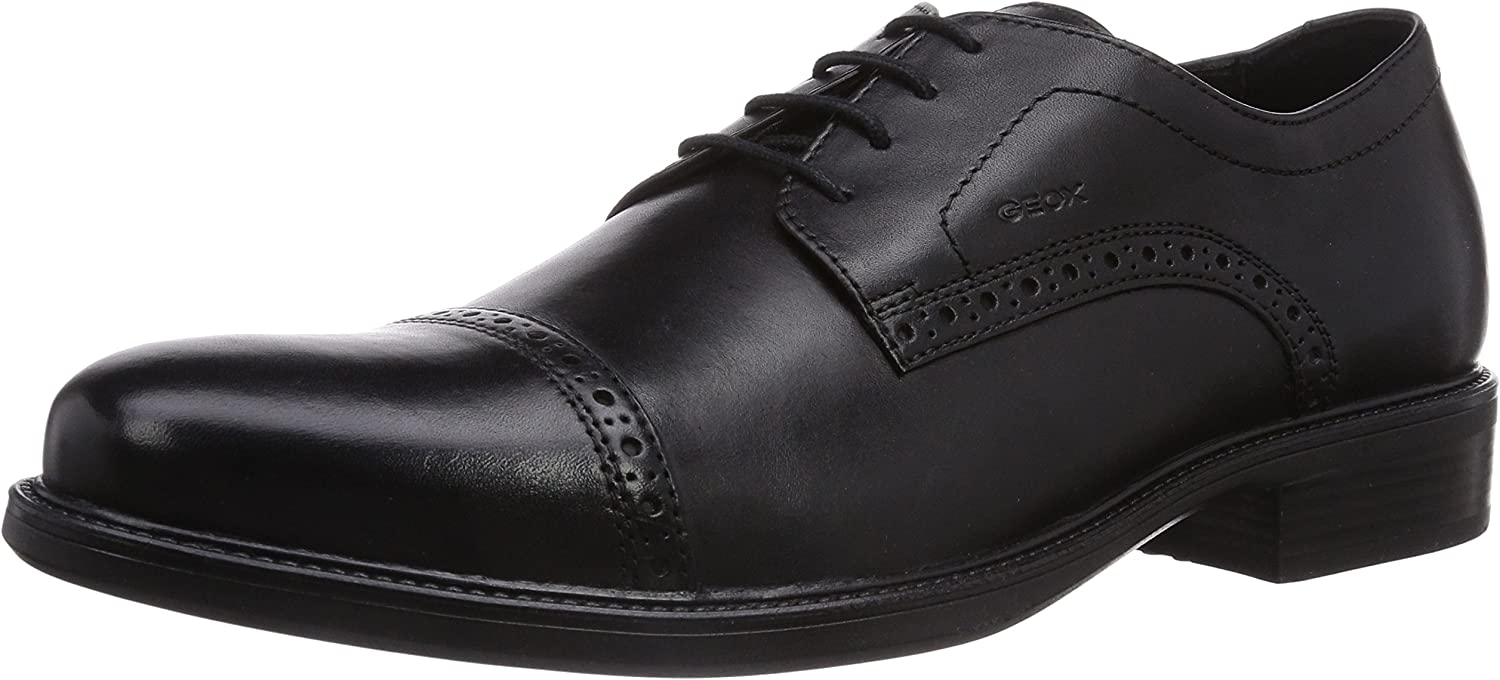Geox Carnaby B, Zapatos Derby para Hombre