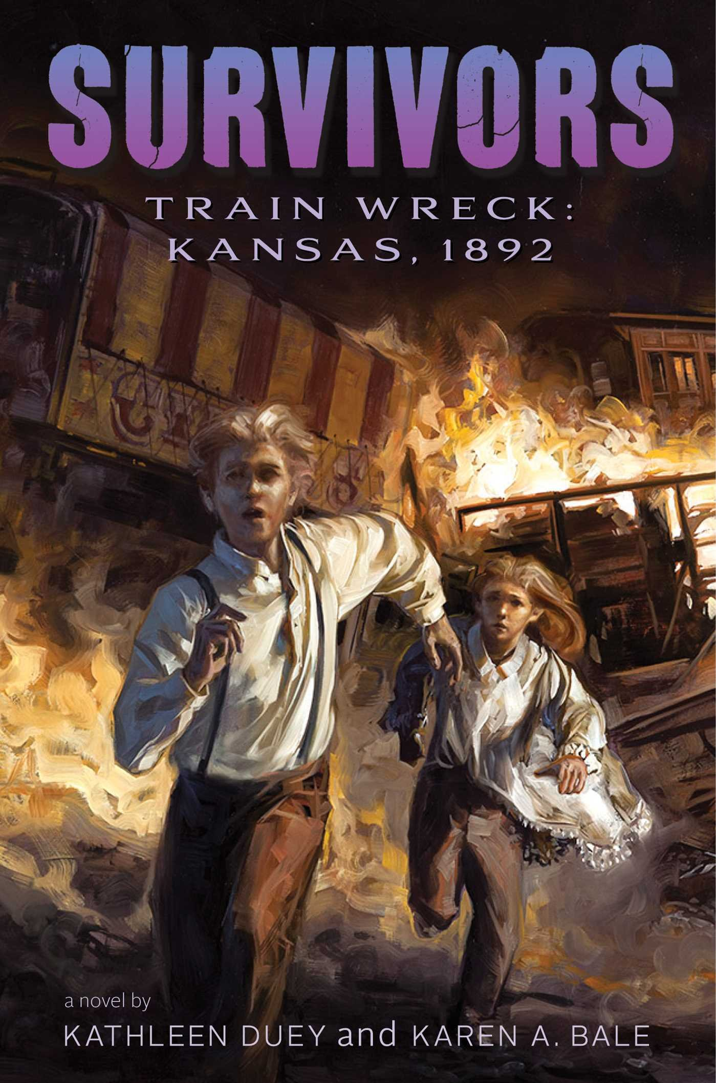 Train Wreck: Kansas, 1892 (Survivors) pdf epub