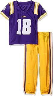Amazon.com   FAST ASLEEP NCAA Boys Toddler Junior Football Uniform ... a49907b53