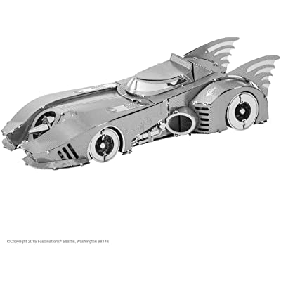 Professor Puzzle Batman 1989 Batmobile: Toys & Games