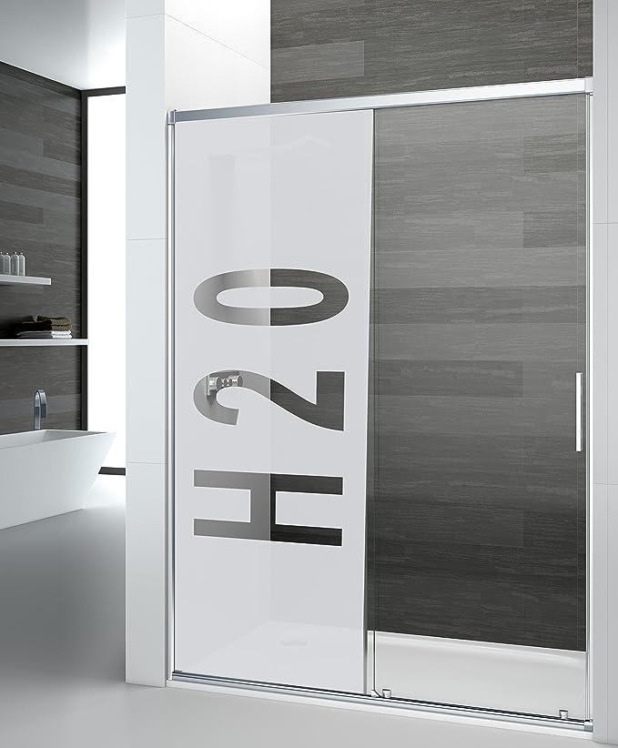 Vinilo para Mampara 75x120cm | Vinilo al Acido o Translúcido H2O ...