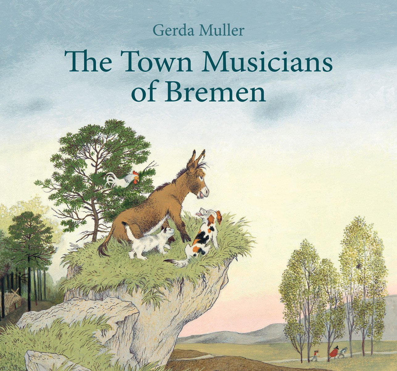 Download The Town Musicians of Bremen pdf