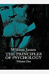 The Principles of Psychology, Vol. 1 (Dover Books on Biology, Psychology, and Medicine) Kindle Edition
