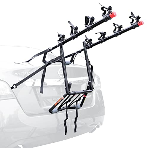 Allen Sports Deluxe Trunk Mountable Bike Rack