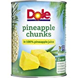 Dole, Pineapple Chunks in Juice, 20 Oz