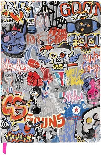 Rage 2 - Cuaderno Goon Graffiti: Amazon.es: Videojuegos
