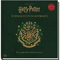 Aus den Filmen zu Harry Potter: Weihnachten in Hogwarts: Das große Adventskalenderbuch: Mit 24 Weihnachtsanhängern und einem Pop-Up-Baum