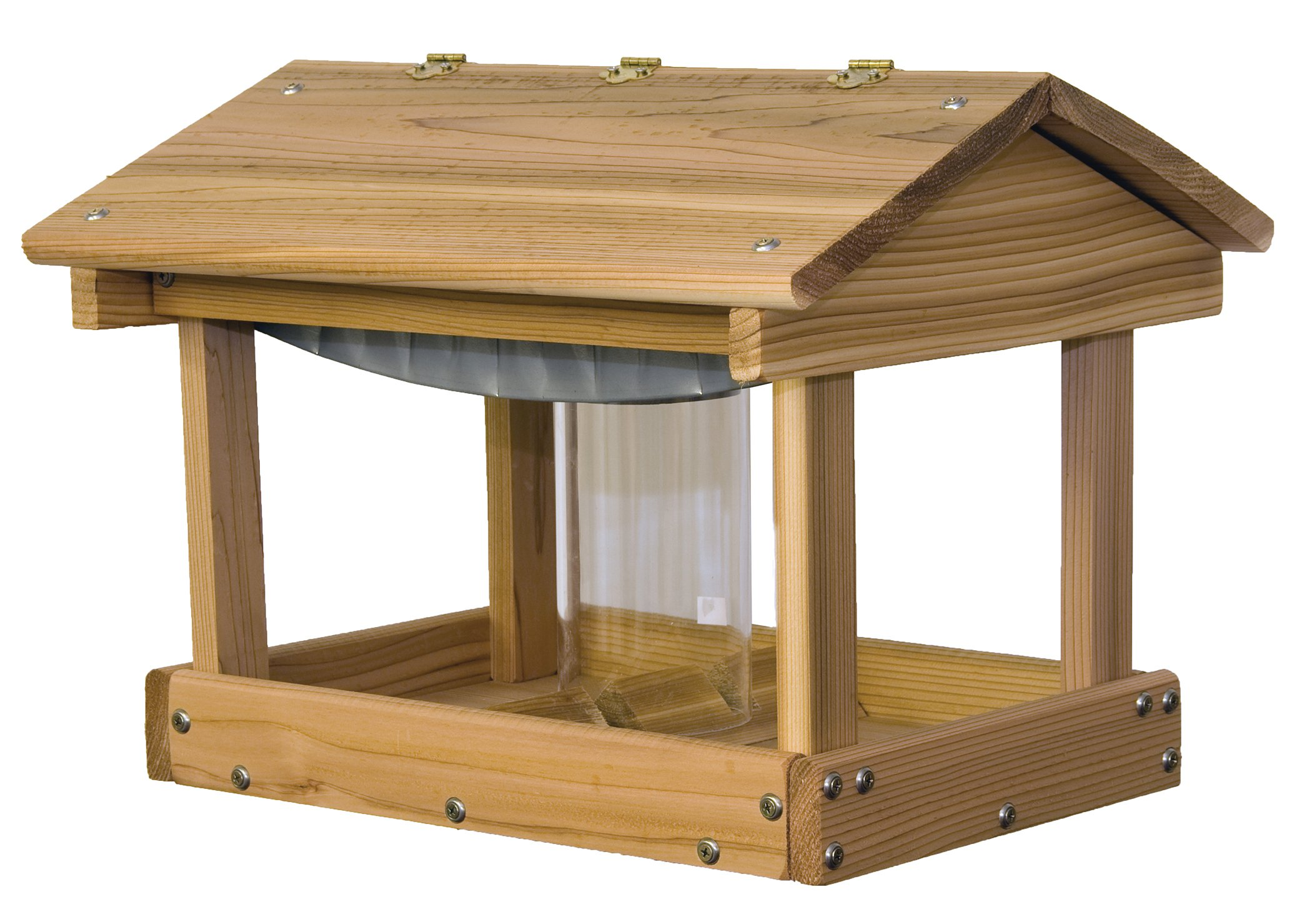 Stovall 6F Pavilion Feeder with Seed Hopper by Stovall Products