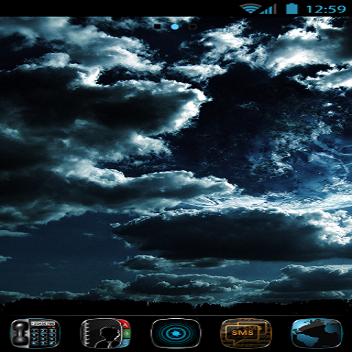 CLOUDS THEME