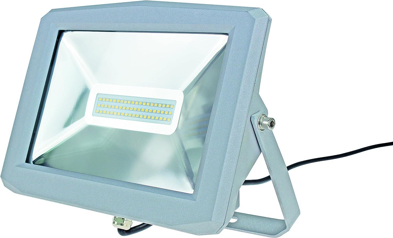 1.5 m H05RN-F 3G1,0 as IP44 Aussenbereich Schwabe 60697 Erdspie/ß mit Profi-LED-Strahler 7W