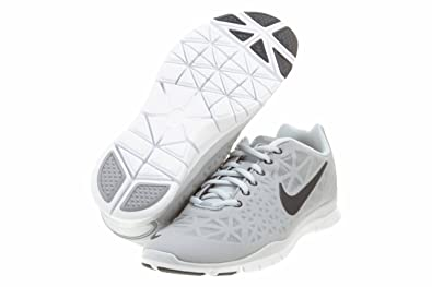 NIKE Womens Free TR Fit 3 Training Shoe GreyPlatinumWhiteAnthracite Size