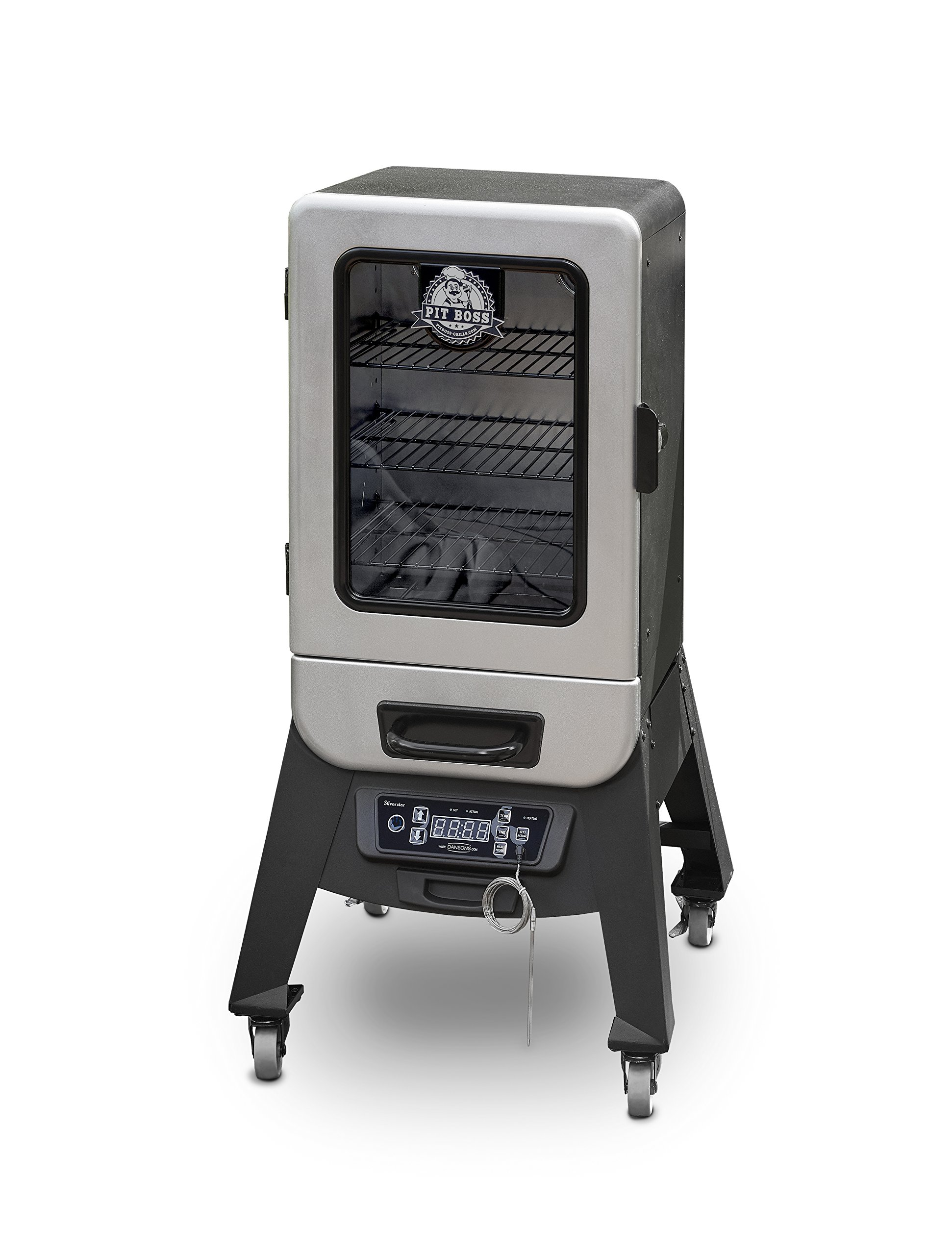 Pit Boss Grills 77221 2.2 Digital Smoker by Pit Boss Grills
