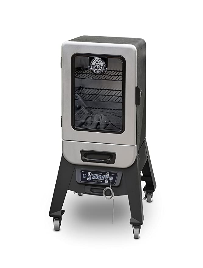 Pit Boss Grills 77221 2.2 Digital Smoker – The Best Portable Electric Smoker