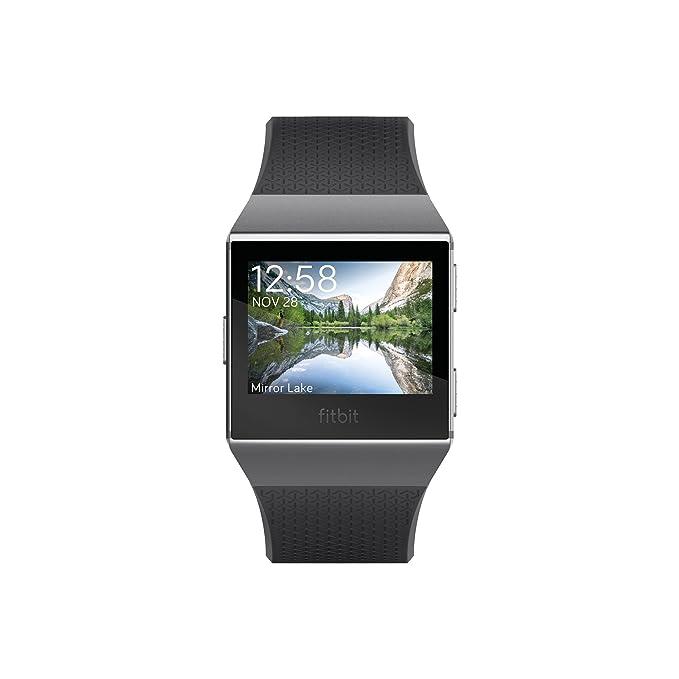 Fitbit Ionic Reloj Inteligente Gris LCD GPS (satélite ...