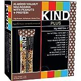カインドプラス  グルテンフリーバー 12袋 KIND Gluten Free Bars (アーモンド クルミ マカダミアナッツ +ピーナッツ)