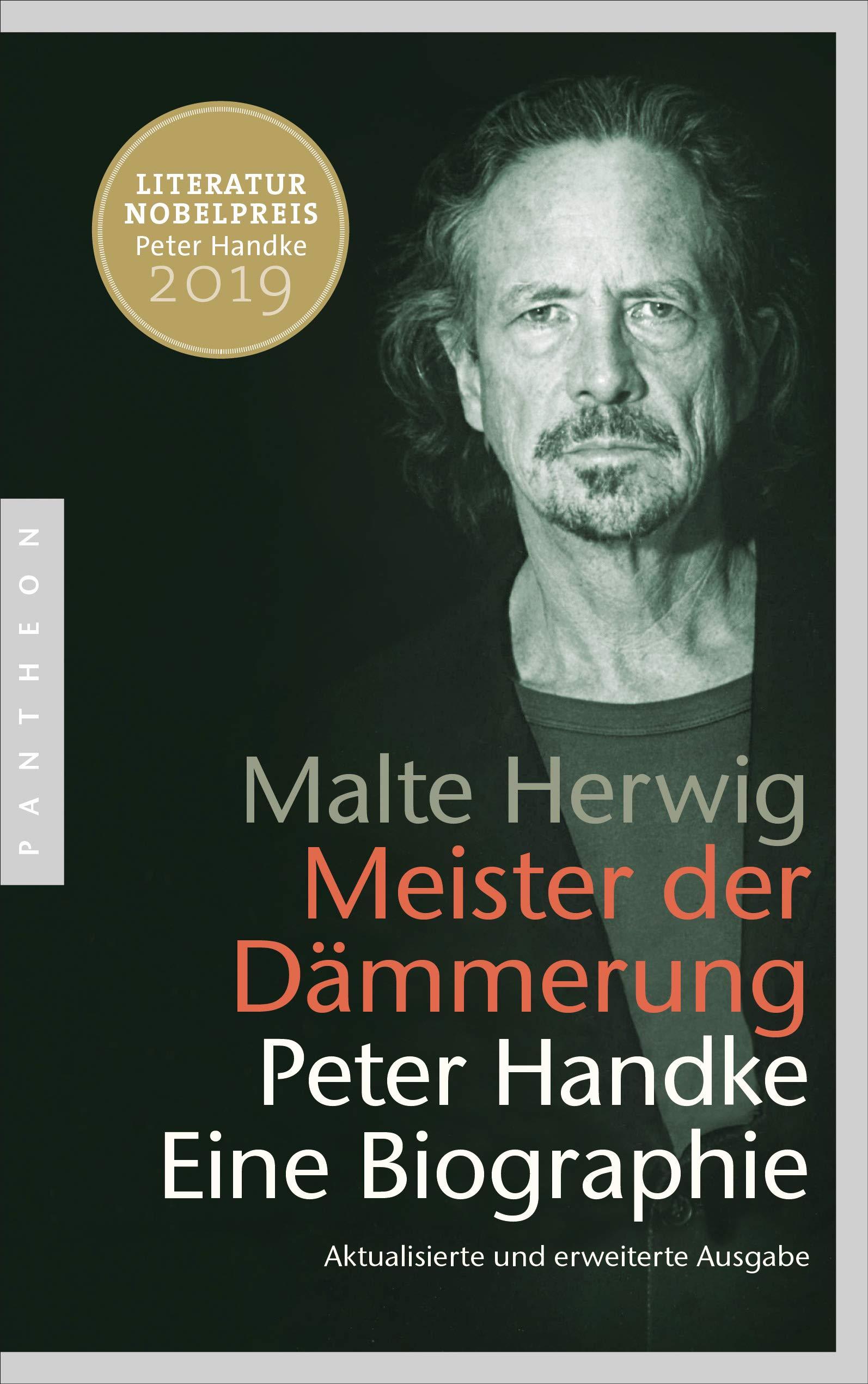 Meister der Dämmerung: Peter Handke. Eine Biographie: Amazon.es: Herwig, Malte: Libros en idiomas extranjeros