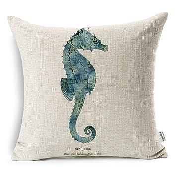 Amazon.com: kingla Home® Tema de Ocean Park – Caballito de ...
