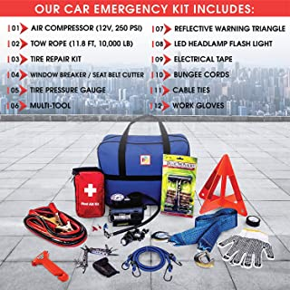 First Secure Car Tool kit