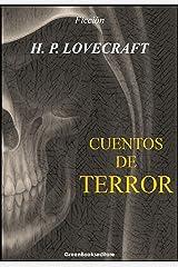 Cuentos de terror Edición Kindle