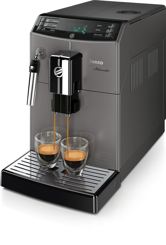Saeco Minuto HD8861/11 - Cafetera (Independiente, Máquina espresso ...