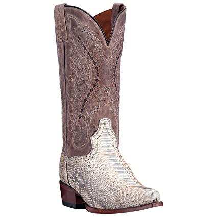 b8f2254a7e1 Dan Post Mens Orlando Snip Toe Boots