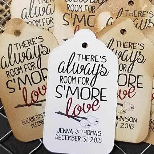 Amazon.com: Theres Always Room for Smore Love Personalized ...