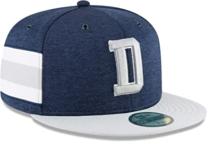 reasonably priced best cheap timeless design Amazon.com : New Era Dallas Cowboys 2018 NFL Sideline Home ...
