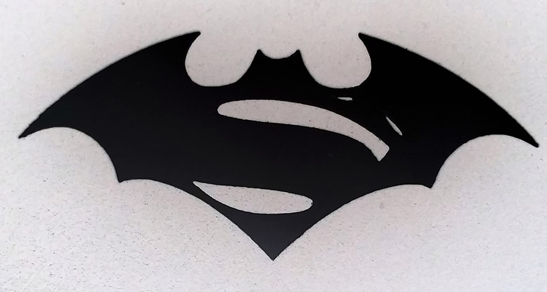 Amazon Dawn Of Justice Batman Superman Logo Black Cell Phone